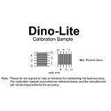 DINO-LITE Calibration Sample Min Pich 0.2 [CS-20/C 20]